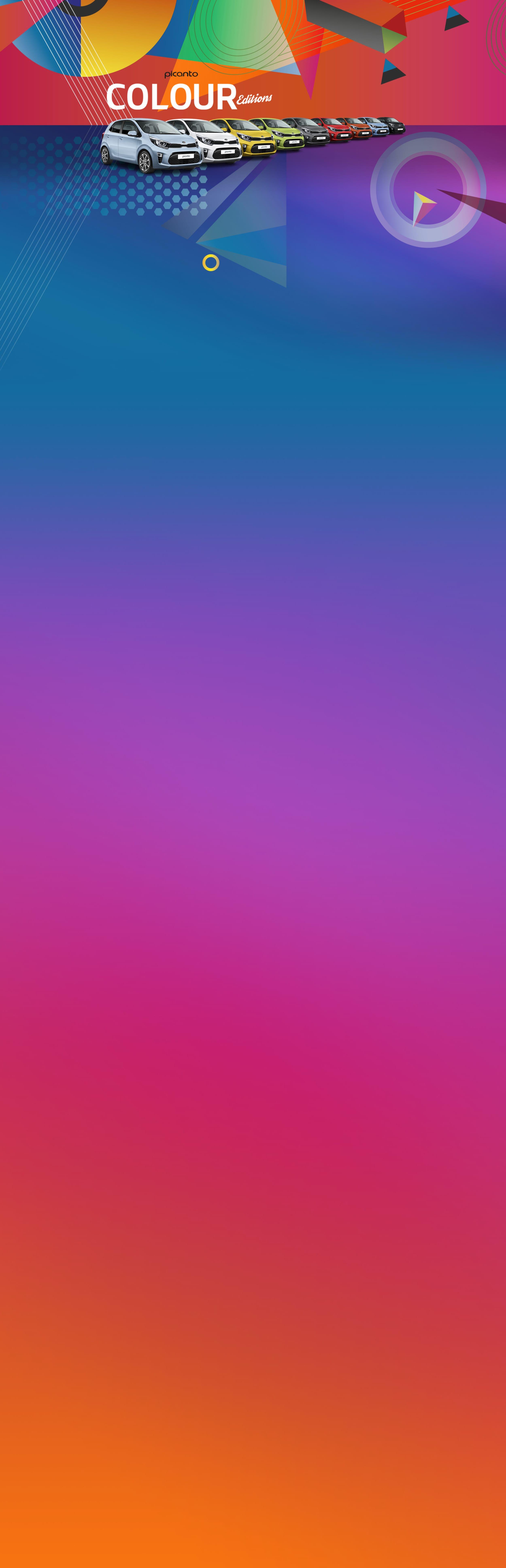 Picanto Colour Editions