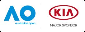 Logo Kia Australian Open