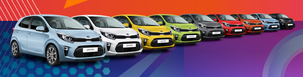 Picanto Colour Editionts