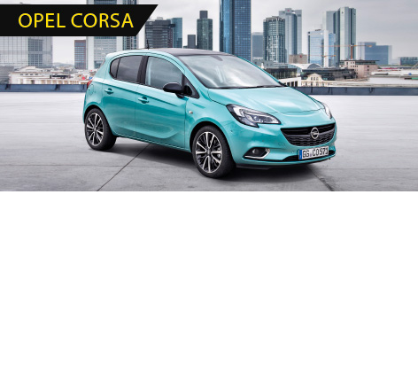 Opel Corsa Online Edition 5drs