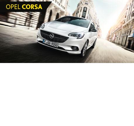 Opel Corsa Online