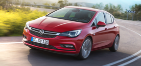Opel Astra 5drs