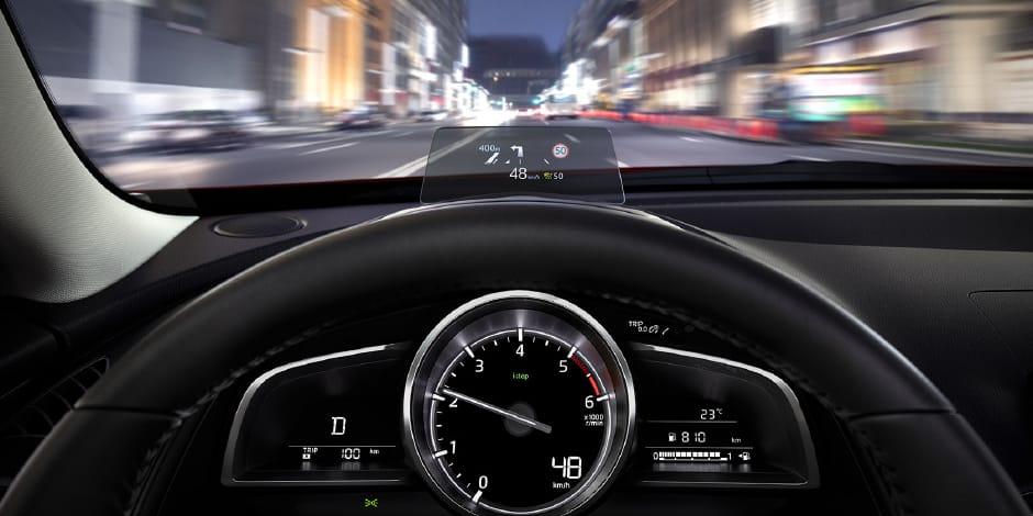 Mazda CX-3 sfeerafbeelding