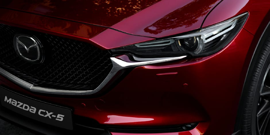 Mazda CX-5 sfeerafbeelding