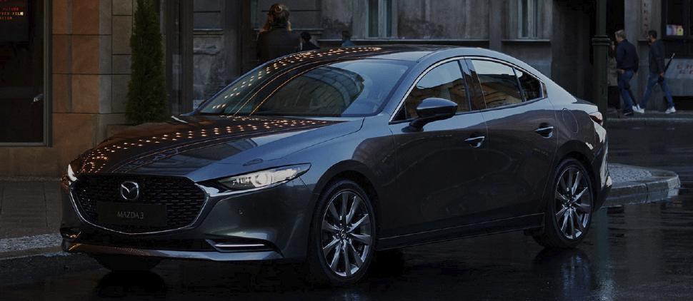 Mazda 3 sfeerafbeelding