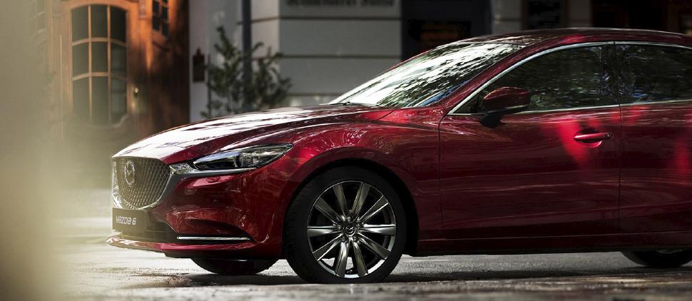 Mazda 6 sfeerafbeelding