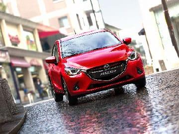 Mazda 2 i-Drive