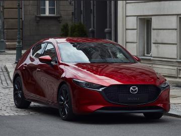 Mazda 3 i-Drive