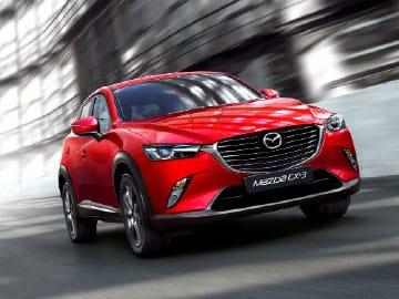 Mazda CX-3 i-Drive