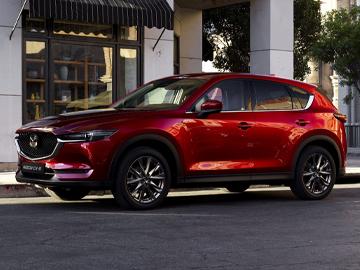 Mazda CX-5 i-Drive