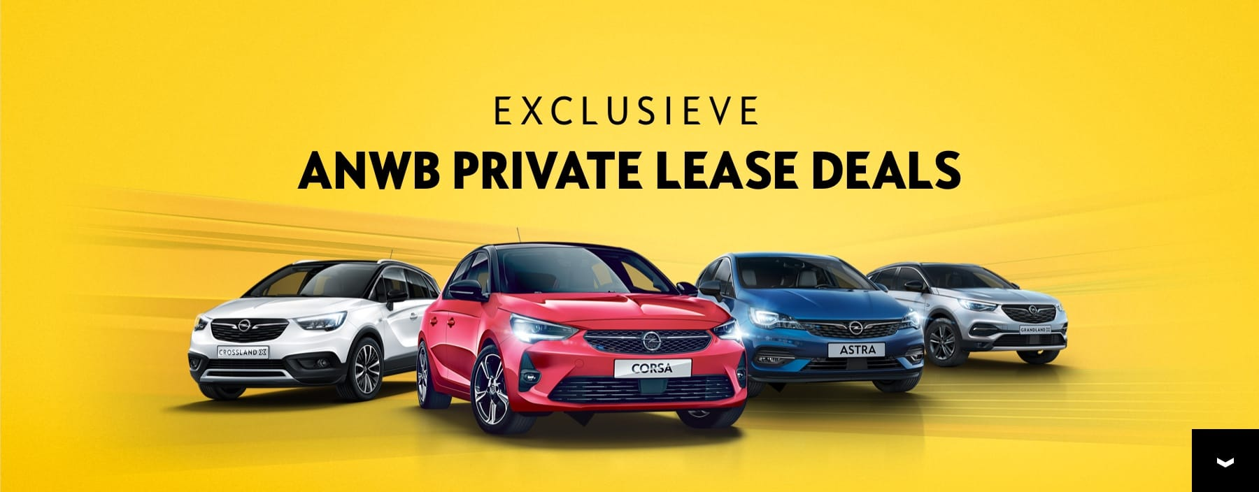 EXCLUSIEVE ANWB Private Lease Deals