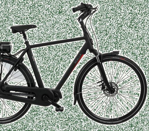 Gratis elektrische fiets