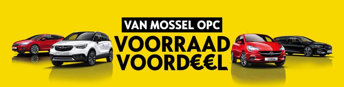 Van Mossel OPC Voorraad Voordeel