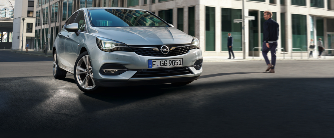 Opel Astra Online Edition