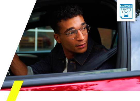 De 7 zekerheden van Opel Private Lease