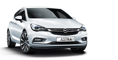 OPEL ASTRA 5-DRS